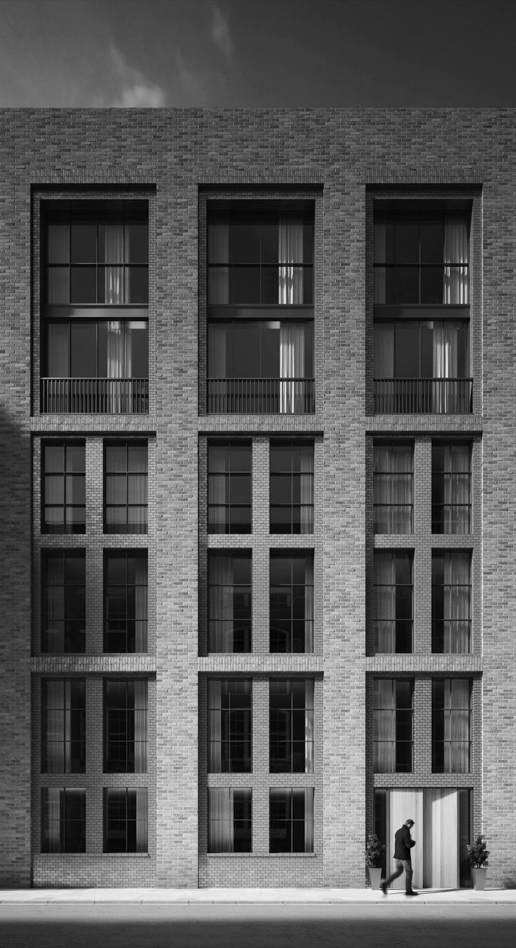 (4) Barts Square Phase 2, by The Boundary & Iain... - Peter Guthrie Visualisation