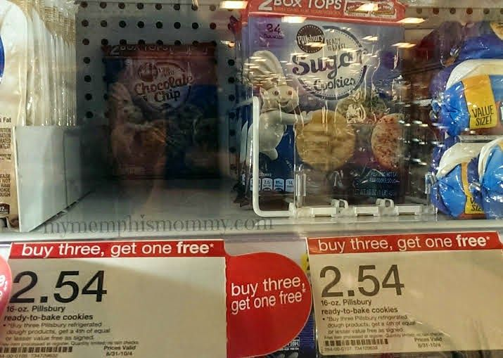 My Alabama Gulf Coast Mommy: Great Deals on Pillsbury Products at Target