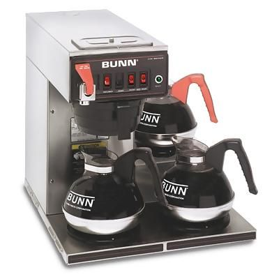 Bunn CWTF15 12950.0212 - Commercial Coffee Maker Brewer