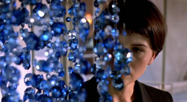i've always wanted this chandelier from Three Colors: Blue. Great film, great chandelier.