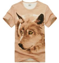 Fashion Mens Designed Animal Printing 3d T-shirt  best seller follow this link http://shopingayo.space