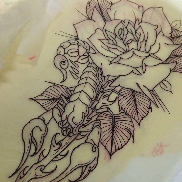 cool Top 100 scorpion tattoo - http://4develop.com.ua/top-100-scorpion-tattoo/ Check more at http://4develop.com.ua/top-100-scorpion-tattoo/