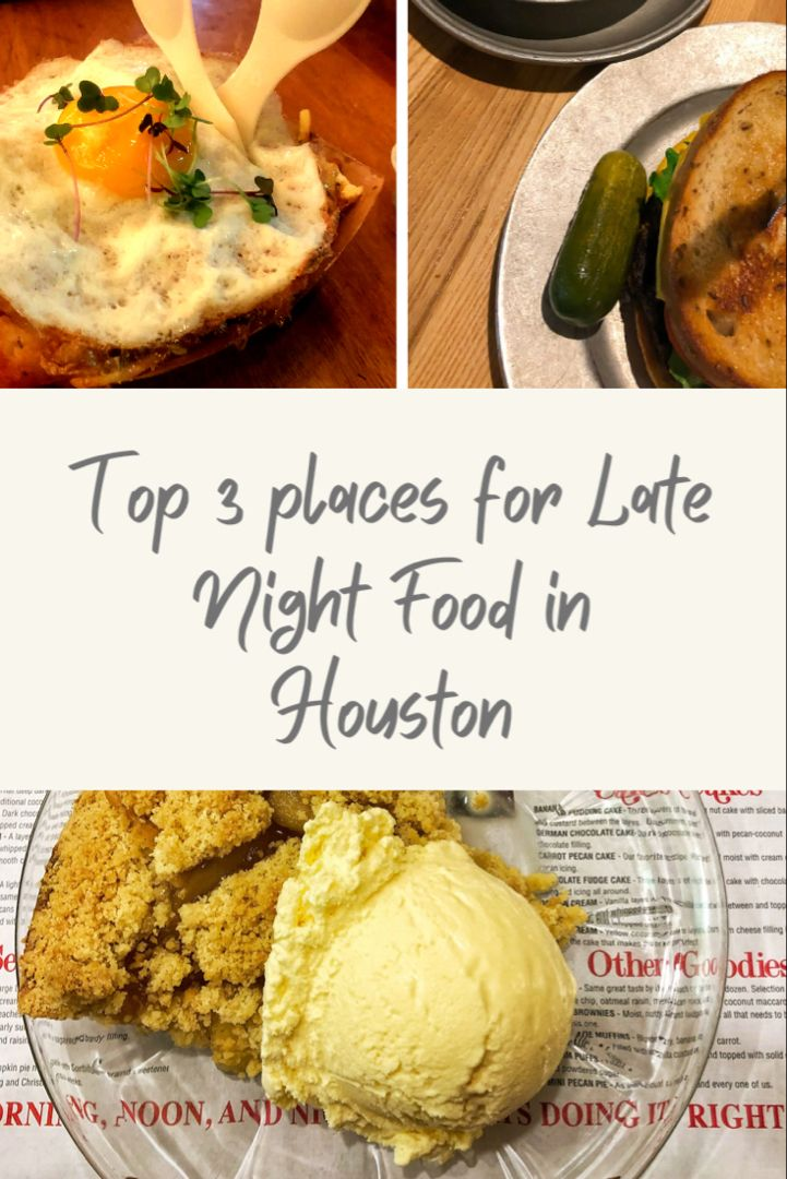 Top 3 Places For Late Night Food In Houston Holly In Houston Night Food Food Houston Food