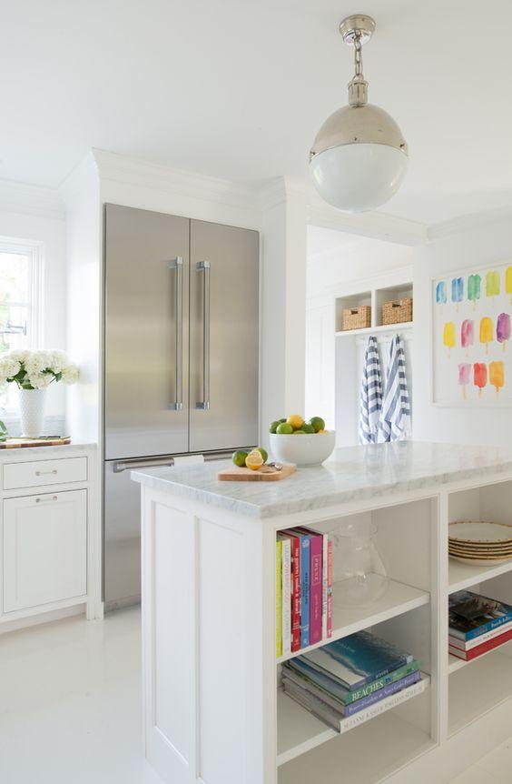 25+ Kitchen Island Ideas with Seating  Storage in 2018 Kitchen