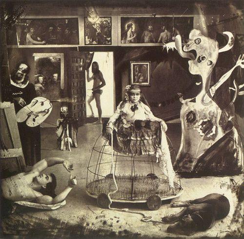 Joel Peter Witkin: Las Meninas by tomatelá! 18 abril - 13 junio, 1988