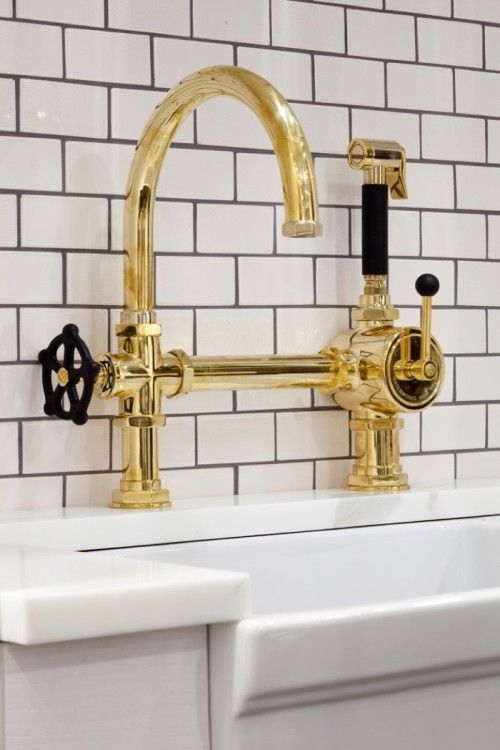 kitchen faucets. Introducing Waterworks Kitchen  A Peek Inside The New Showroom Sohautestyle Com 118 Best Faucets Images On Pinterest Faucets