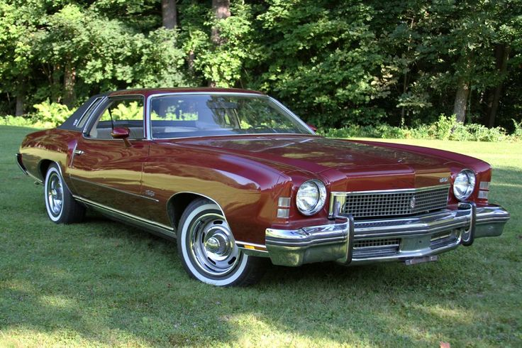 1973 Chevrolet Monte Carlo Landau