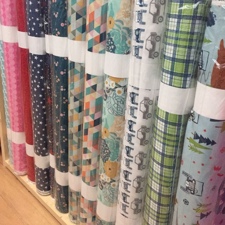 Lots of new fabrics in from Riley Blake Designs!