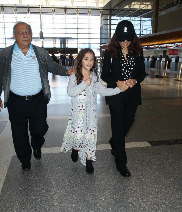 La inspiración 'hippie' de Valentina, hija de Salma Hayek