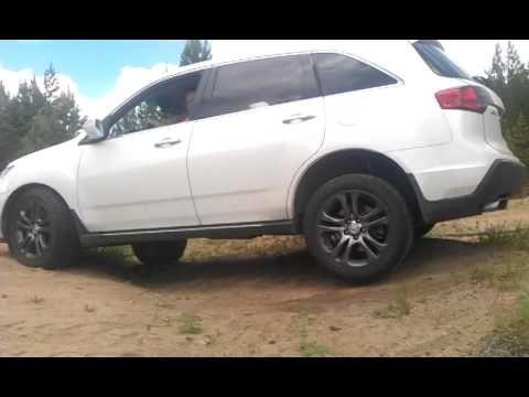 Acura MDX SH-AWD Диагоналка