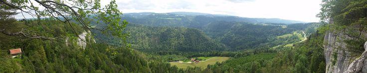 Point de vue des Cendrée, Proche des Échelles de la Mort, Charquemont, Doubs #Cendree #EchellesDeLaMort #Doubs #Jura #Charquemont #ViaFerrata #Geocaching #Montagne #Rubidium68 #BlogDuReveur