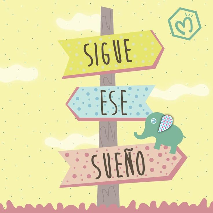 Sigue tu sueño. #Camino #Felicidad #Dreams #Love #MigasTime