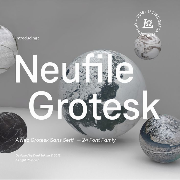 New font: Neufile Grotesk by Letter Omega See more: https://mindsparklemag.com/design/new-font-neufile-grotesk/  See more: Like @Mindsparkle Mag on Facebook