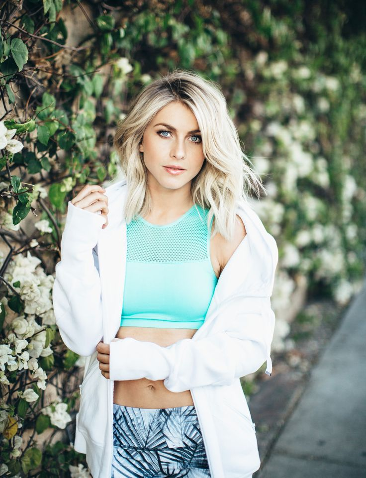 Julianne Hough Collection from MPG Sport: Featuring the Revo Sports Bra, Dare Capris, and the favorite Valencia Hoodie