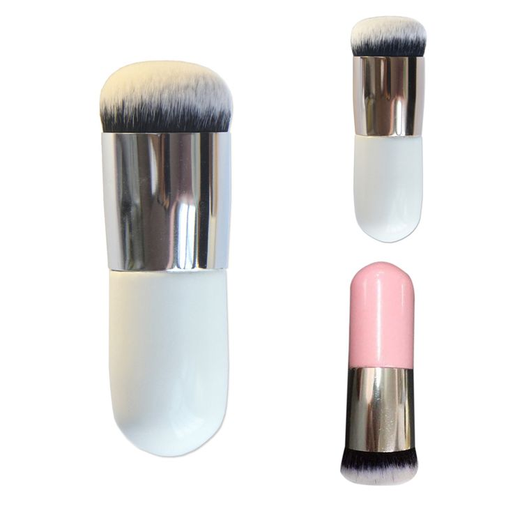 Makeup Brush Explosion Models Chubby Pier Foundation Brush Flat The Portable BB Cream Makeup Brushes