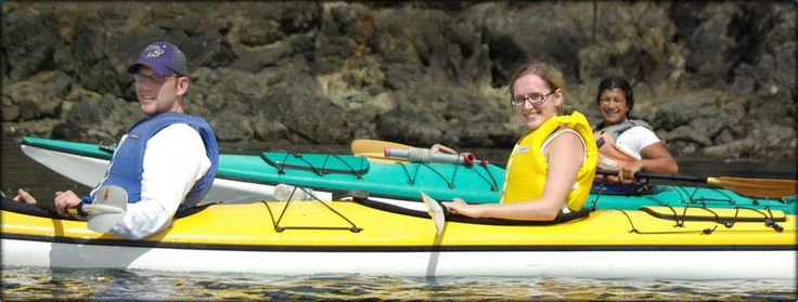 Crystal Seas Kayaking Tours