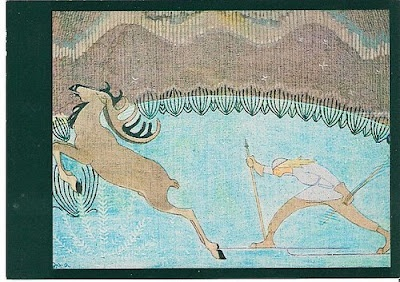 The Hunting of the Elk