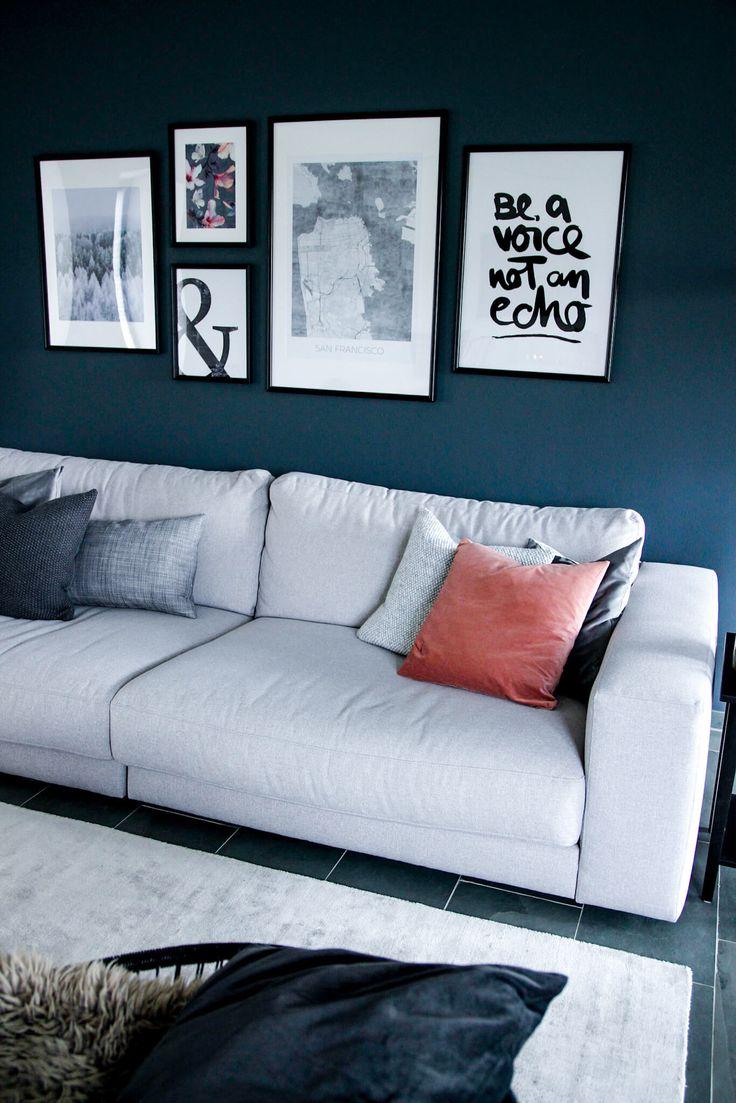 Die besten 25+ Dunkle wohnzimmer Ideen auf Pinterest | Dunkel ...
