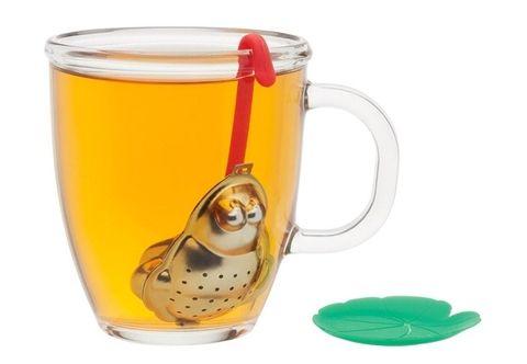 Infusor de Chá Sapo Cururu