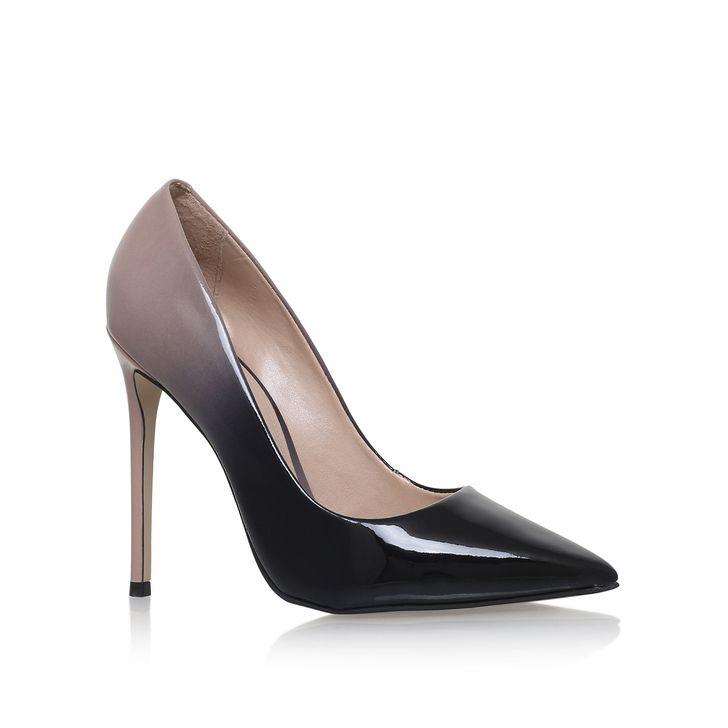 Alice Nude High Heel Court Shoes By Carvela Kurt Geiger | Kurt Geiger