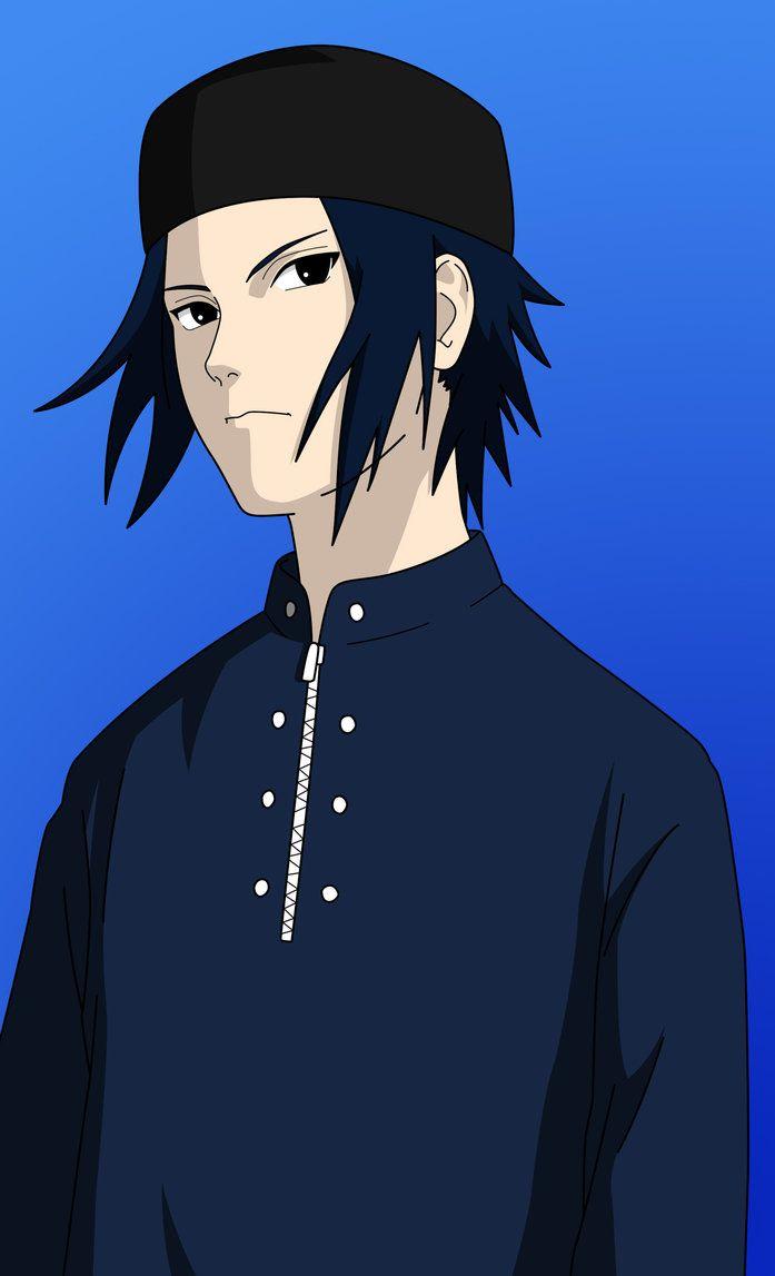 Sasuke By Taj92 Deviantart Com On Deviantart Anime Muslim Sasuke Naruto Girls