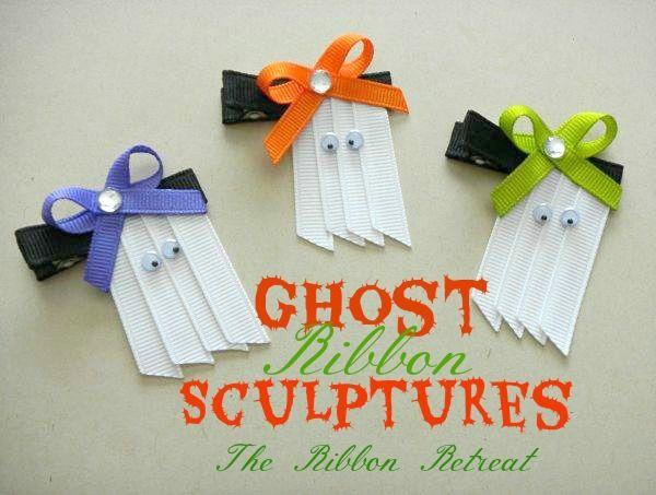 Ghost Ribbon Sculptures - The Ribbon Retreat Blog
