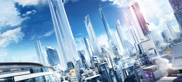 City of Glass - Mirror's Edge Wiki - Wikia
