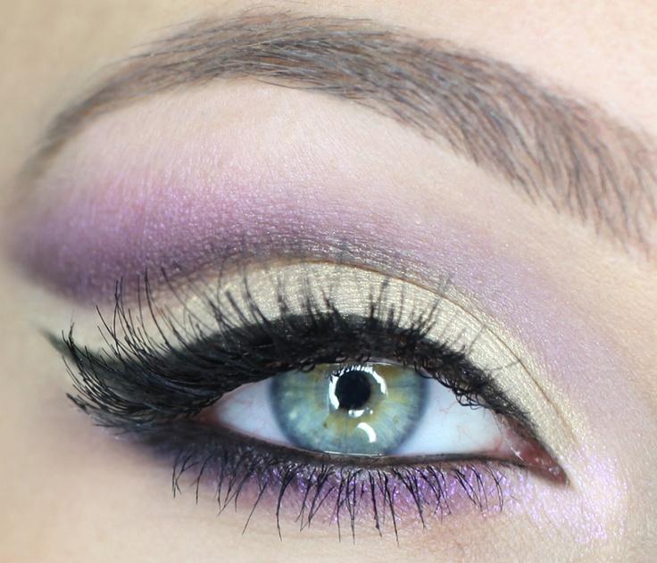 Zainspiruj się: makijaż na studniówkę 2012 (WIDEO) - Artykuł - I love the creativity...pretty