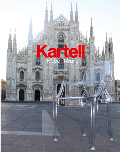 Louis Ghost by KARTELL… buon compleanno! | Post by Format Abitativi