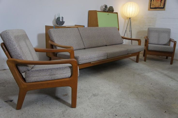 1000 images about raumgestaltung on pinterest mid for Sofa 70er stil
