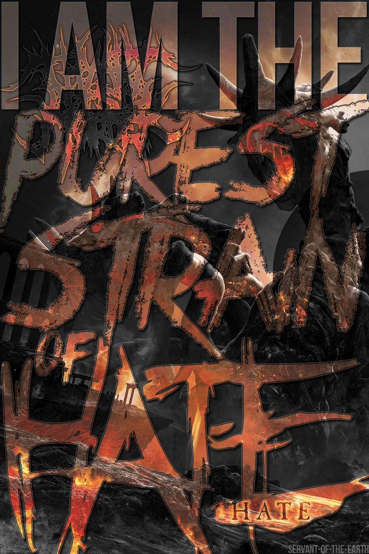 """Thy Art Is Murder """"The Purest Strain Of Hate"""""""
