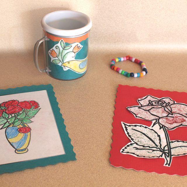 17 best images about nursing home crafts on pinterest for Crafts to make for nursing homes