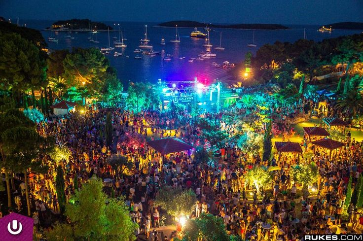 Ultra Music Festival Europe, Croatie 2013 - For sure going in 2015!!!