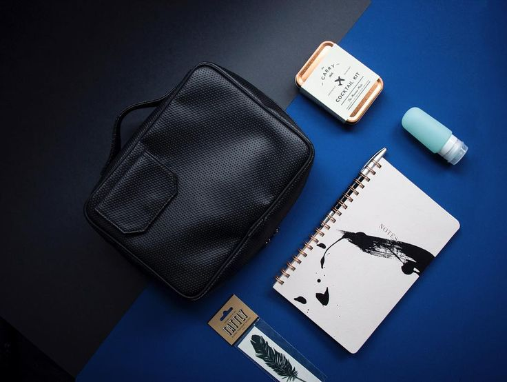 Wanderlust Essentials  #ROGUESTORIES - www.theflightpack.com