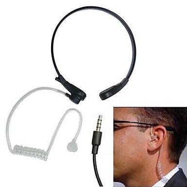 3.5mm banda para el cuello anti-ruido sentido garganta aire de auriculares con micrófono para el iphone de Samsung (colores surtidos) la realización – EUR € 9.49