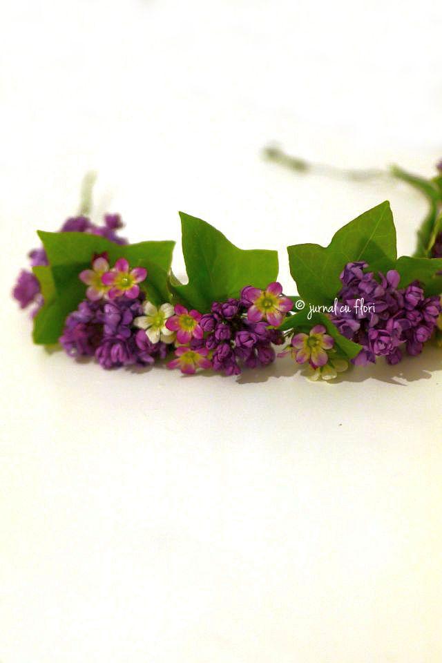 #flowerwreath #coronitaflori #mireasa