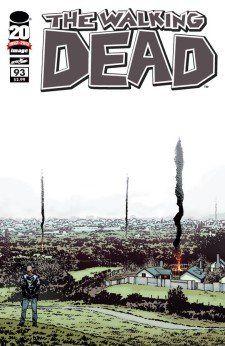 """Walking Dead #93 """"1st Print"""""""