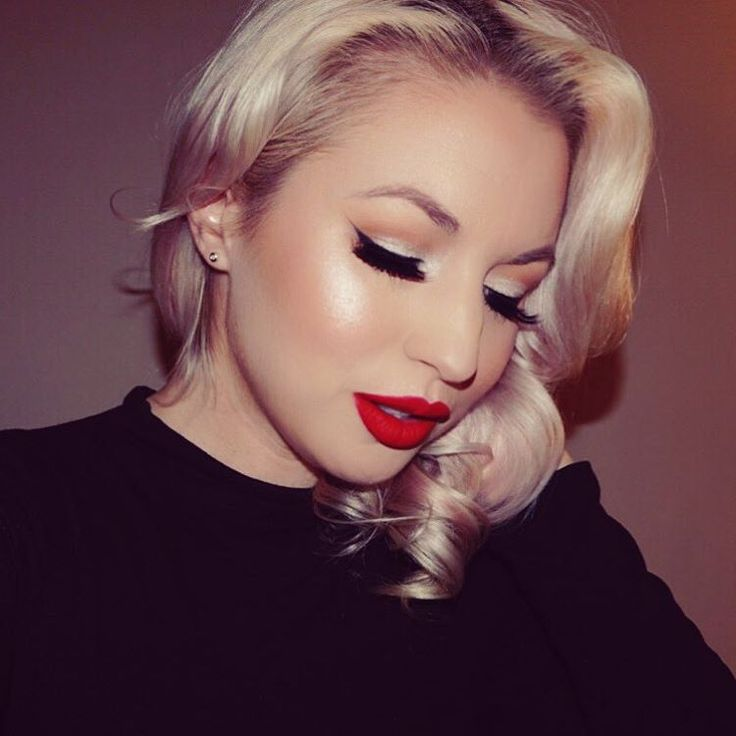 12 Valentine's Day Makeup Looks For 2016 For Girls - Renewed Style