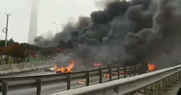 Eczacıbaşı Grubu'nun helikopteri düştü!5 kişi hayatını kaybetti - http://jurnalci.com/eczacibasi-grubunun-helikopteri-dustu5-kisi-hayatini-kaybetti-78889.html
