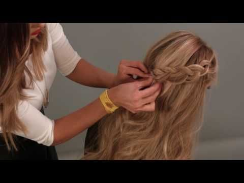 How to Do a Boho Braid – YouTube – #braid #youtube – #HairstyleBohoGirls