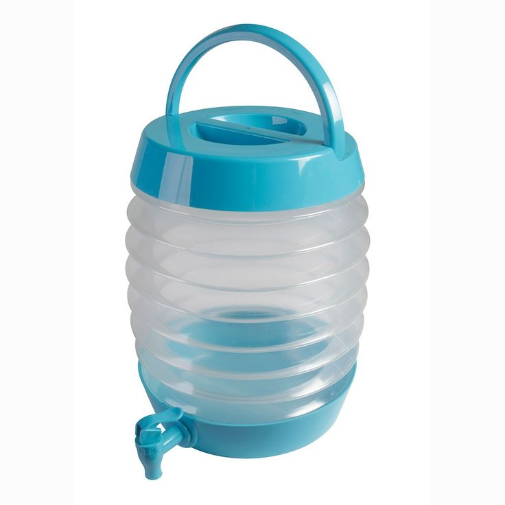 Kampa Keg 7.5L Collapsible Water Container