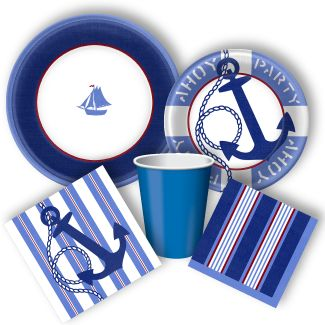 Sailing Party Supplies from www.DiscountPartySupplies.com