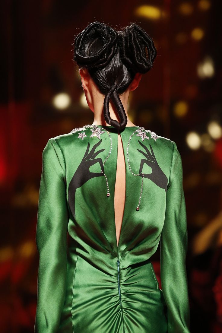 See the Schiaparelli spring/summer 2015 couture collection