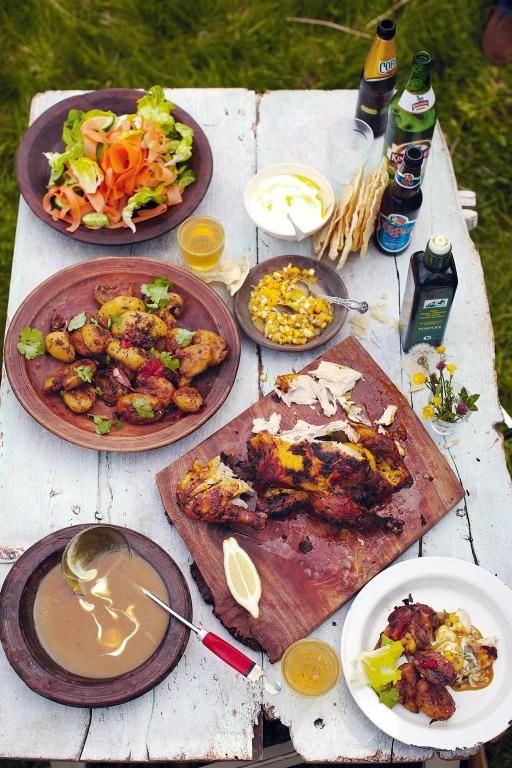 empire roast chicken | Jamie Oliver