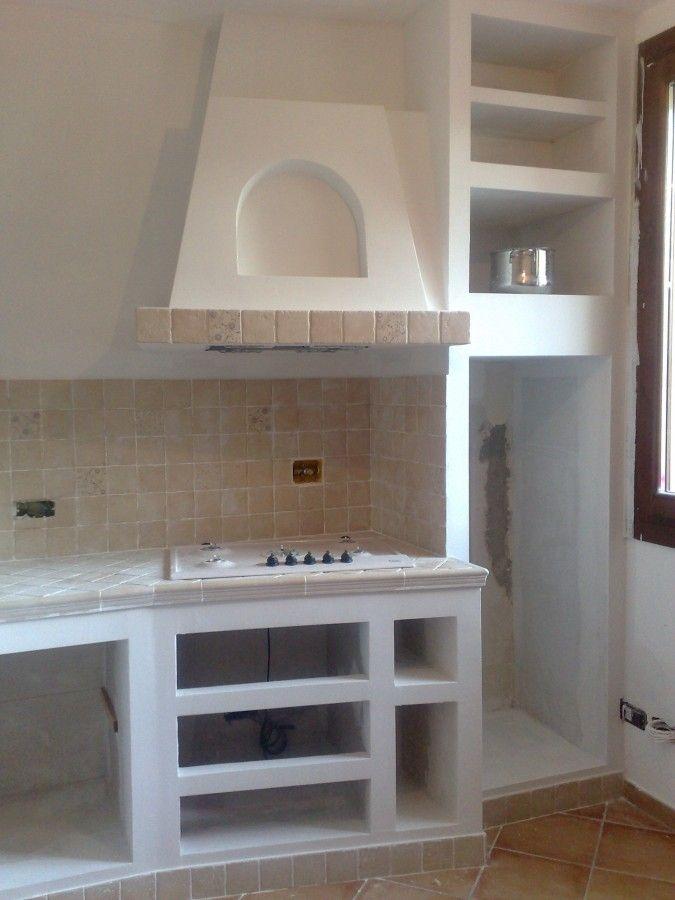 Stunning Cucine Incassate In Muratura Pictures - acrylicgiftware.us ...