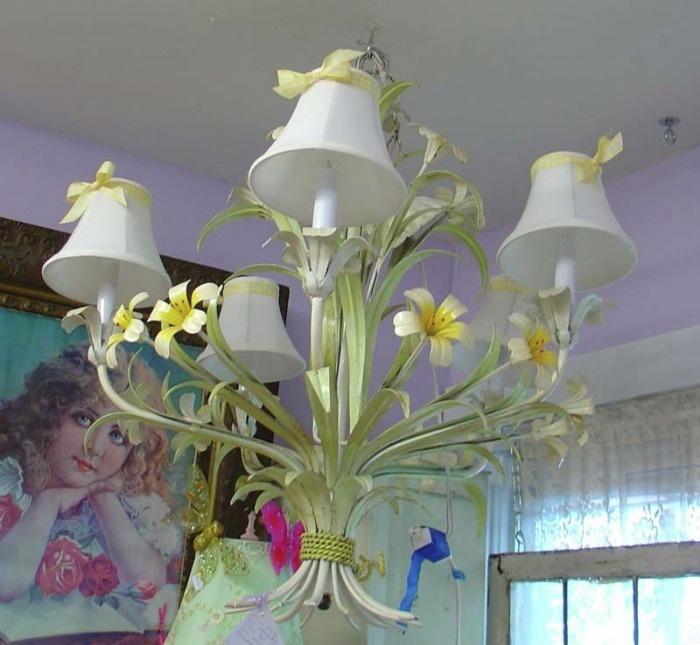 sweet tole chandelier - 134 Best Italian Tole {chandelier} Images On Pinterest