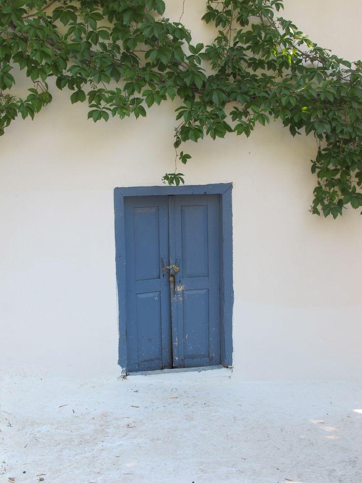 Blue Door...