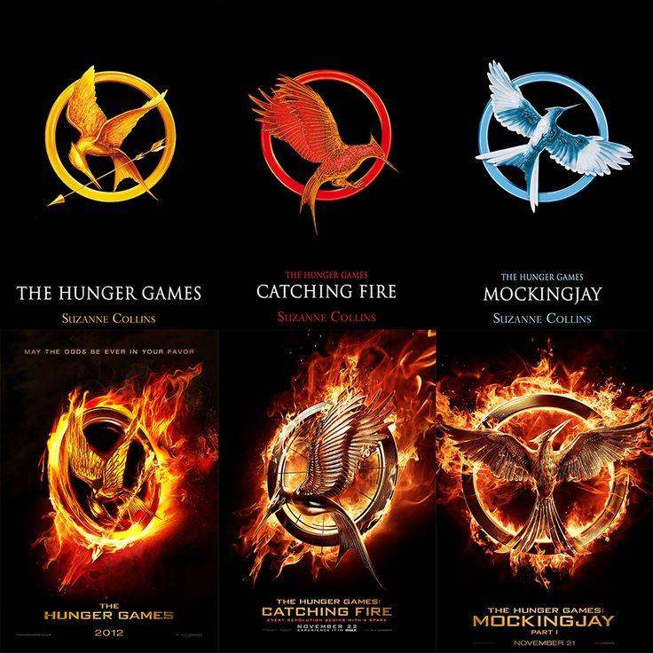 Mockingjay - part I first poster mimics Katniss's dress | Movie ...