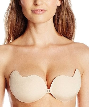Loving this Nude Enchantress V-Shape Adhesive Air Bra on #zulily! #zulilyfinds