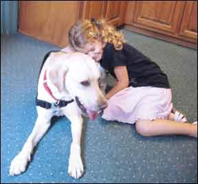 Autism Assistive Dogs can be Life Changers for Children with Autism - Whole Dog Journal Article